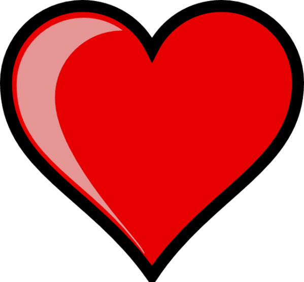 5 245 free heart clip art