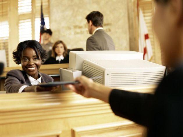 Image result for court clerk
