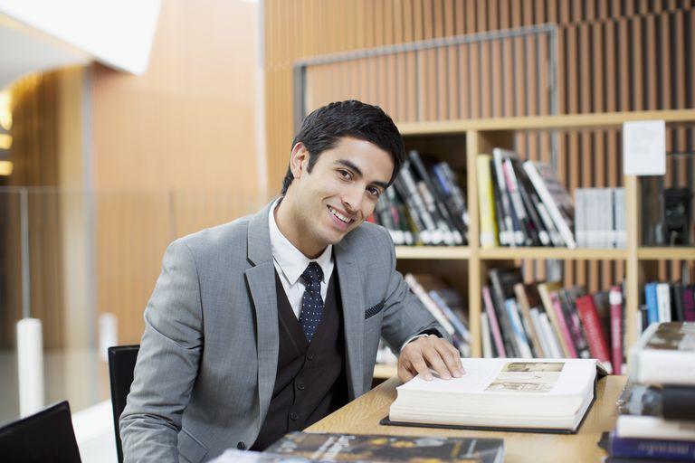 Business management degree