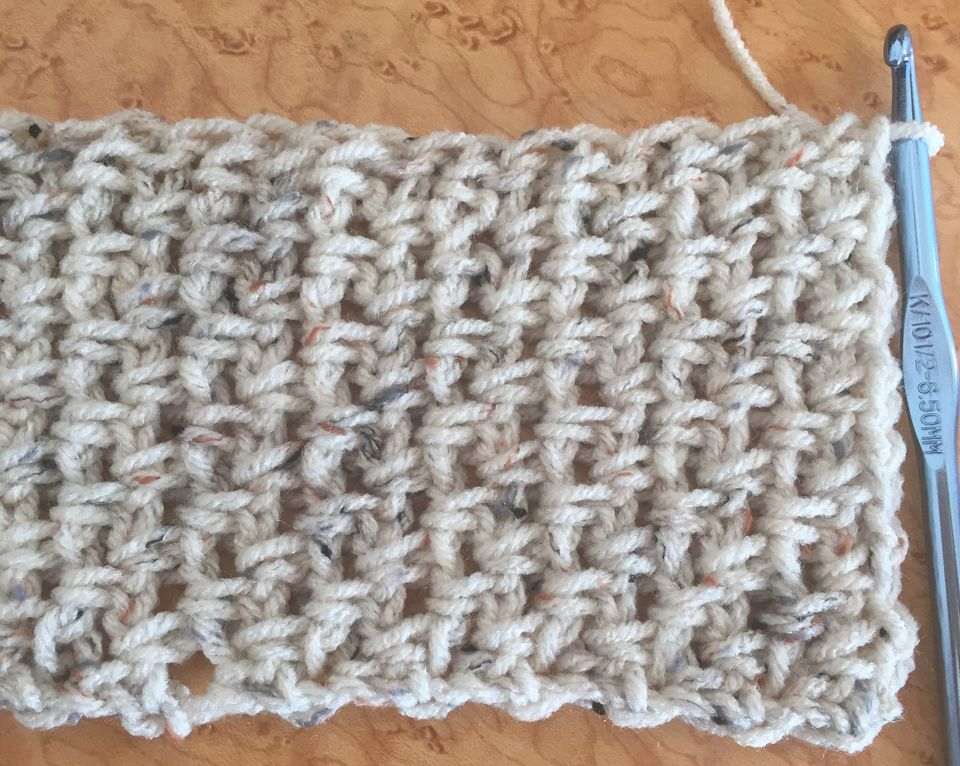 Knit Scarf Easy Directions