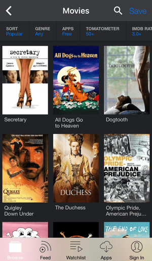 Free Movie Apps for Streaming