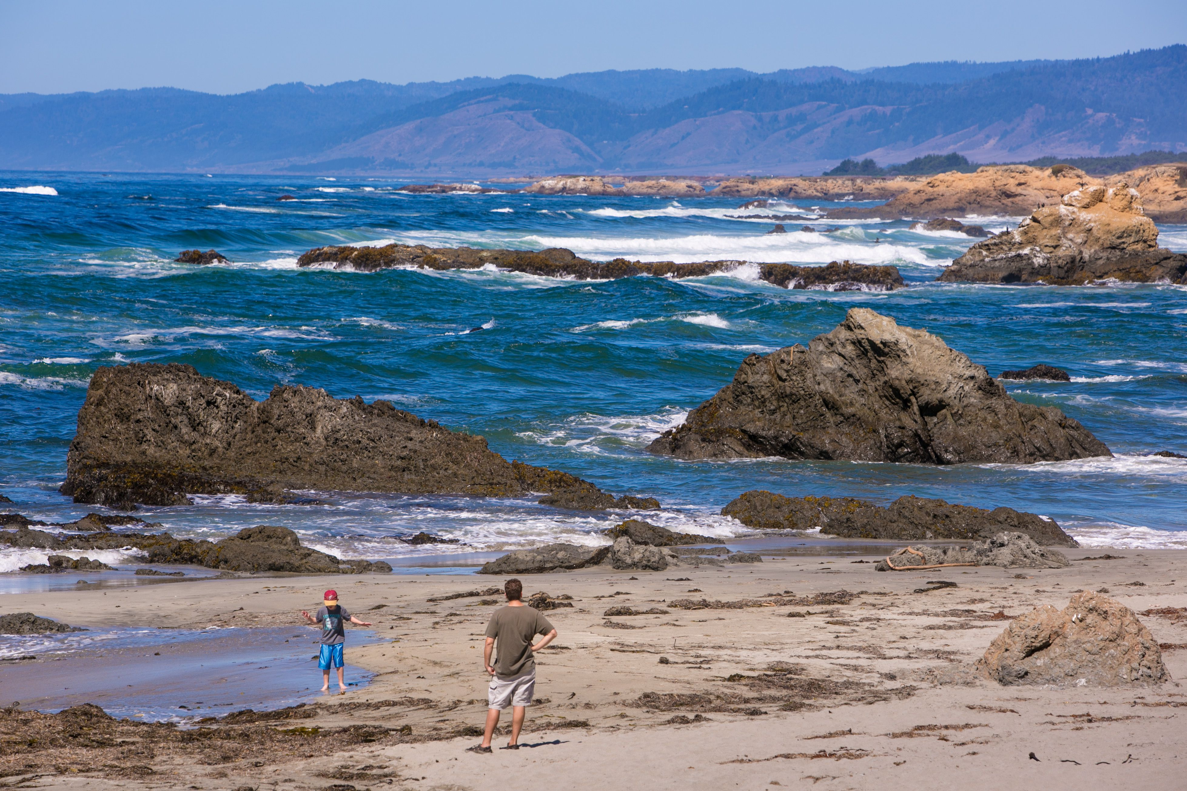 Pics And Info On Mendocino County Beaches