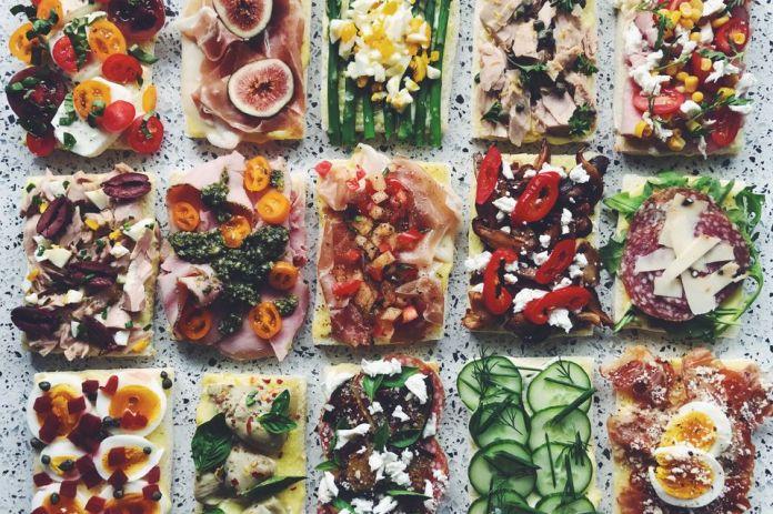 Tramezzini, Italian Finger Sandwiches