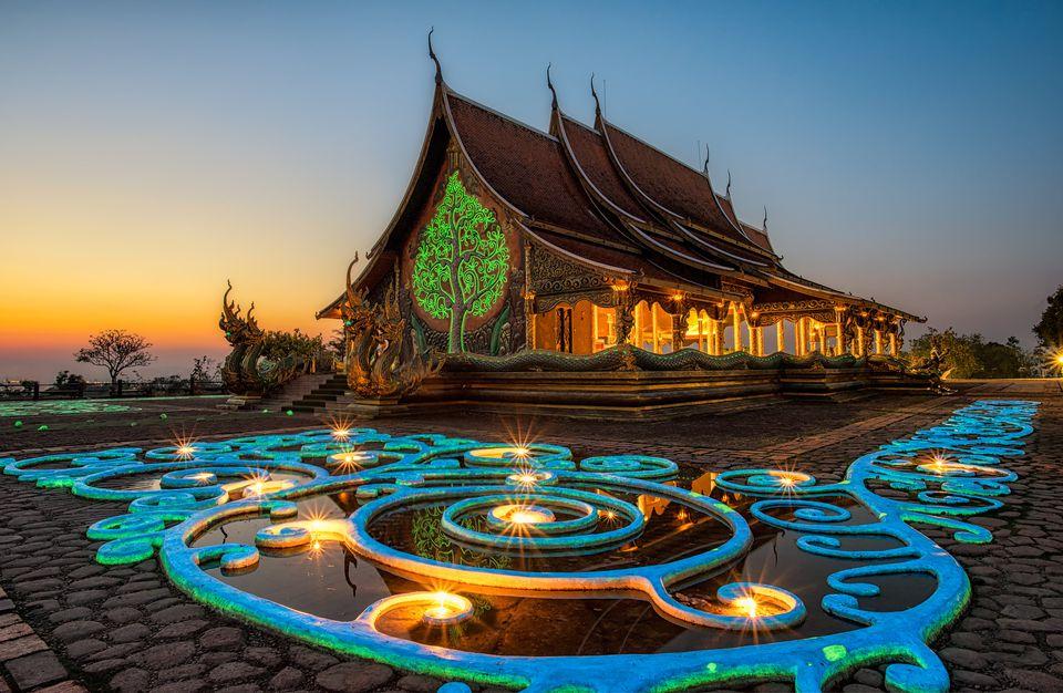 Thailand Temples Buddhist Temple Etiquette