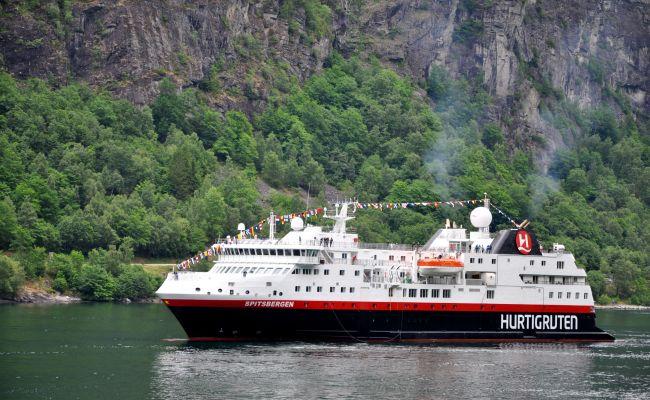 Hurtigruten Cruise Line Profile