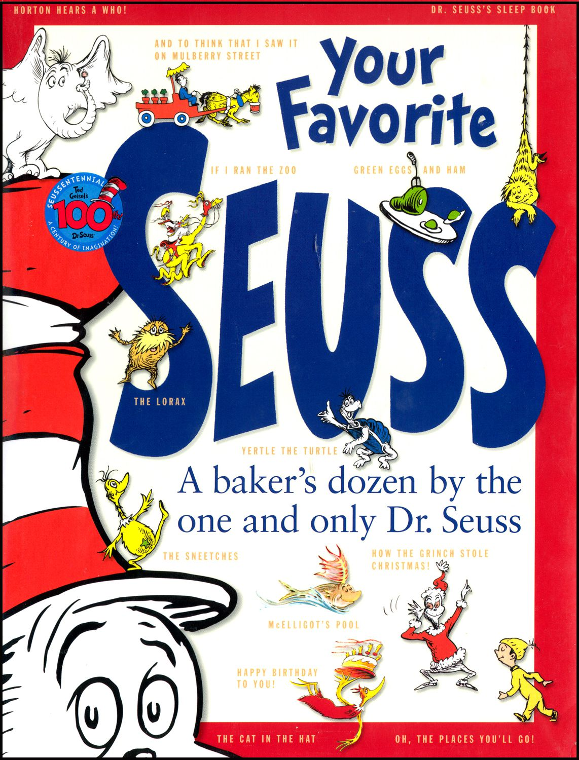 Dr Seuss Biography