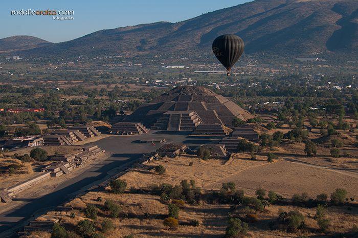 Paseos En Globo Aerost 225 Tico En Mexico