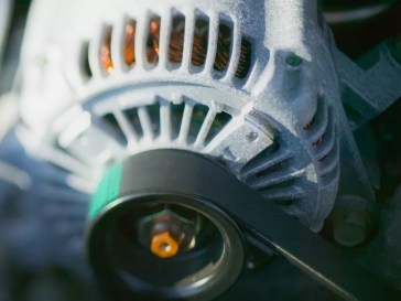 the alternator is directly responsible for preventing car battery death