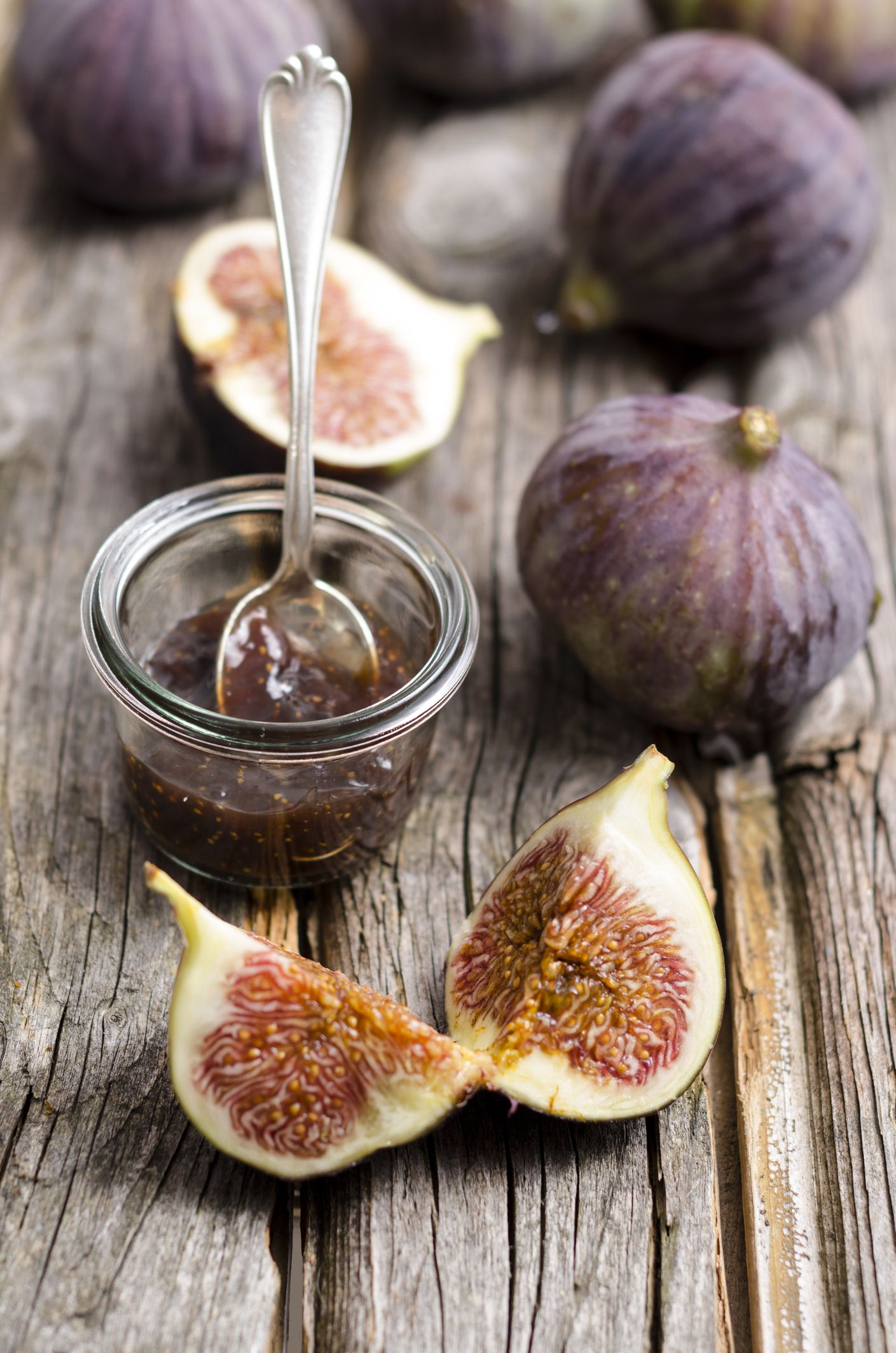 Homemade Fresh Fig Jam Recipe