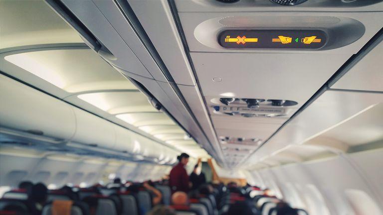 Emniyet Kemeri Üye Girişi Uçak