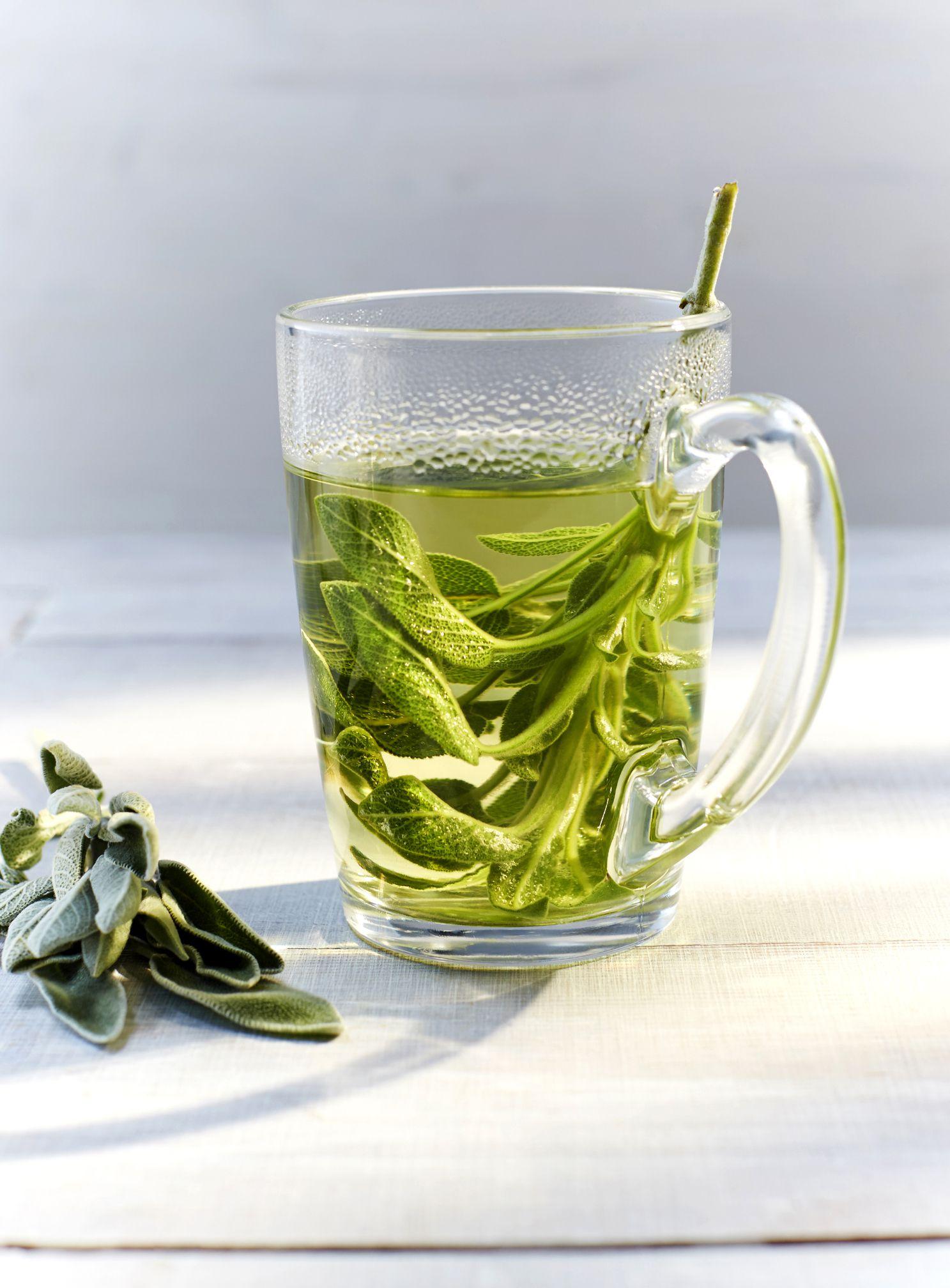 Sage Herbal Tea Recipe