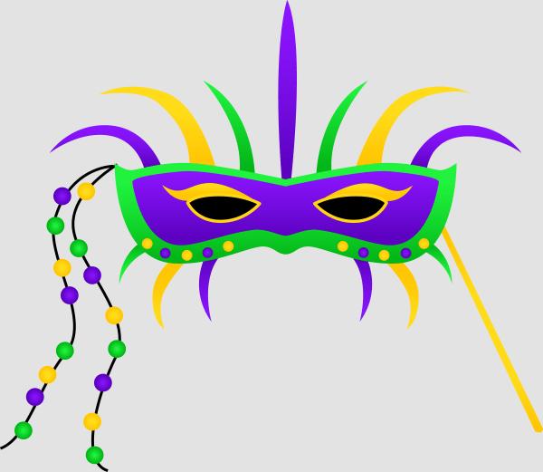 Free Mardi Gras Clip Art Celebrate Fat Tuesday