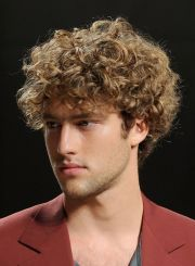 trouble with curly