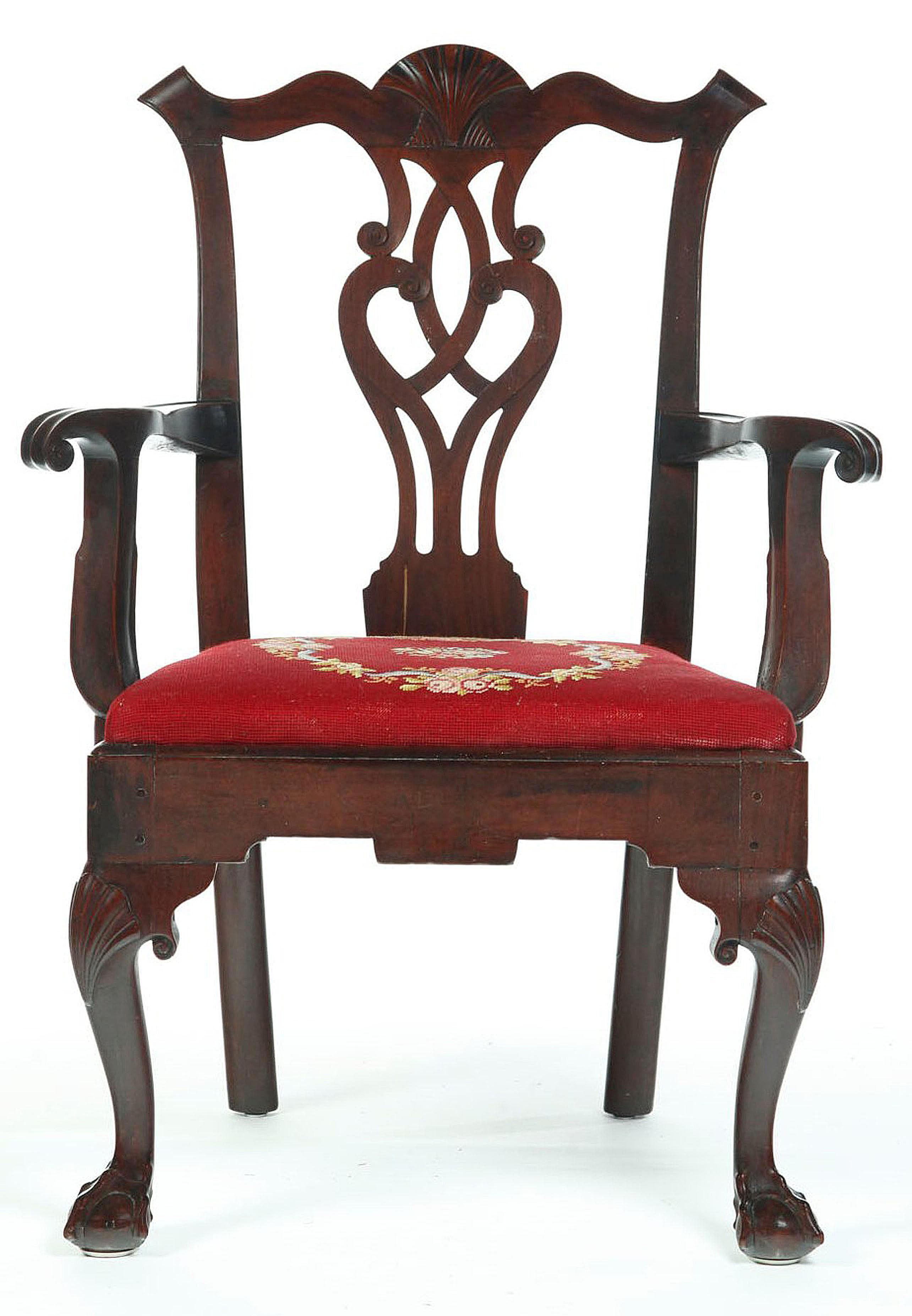 Identifying Chippendale Style Antique Furniture