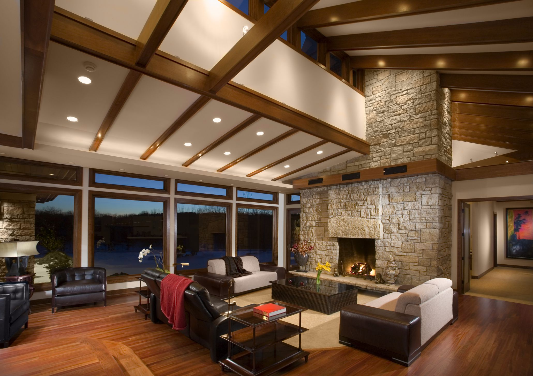 Vaulted Ceilings  Pros and Cons Myths and Truths