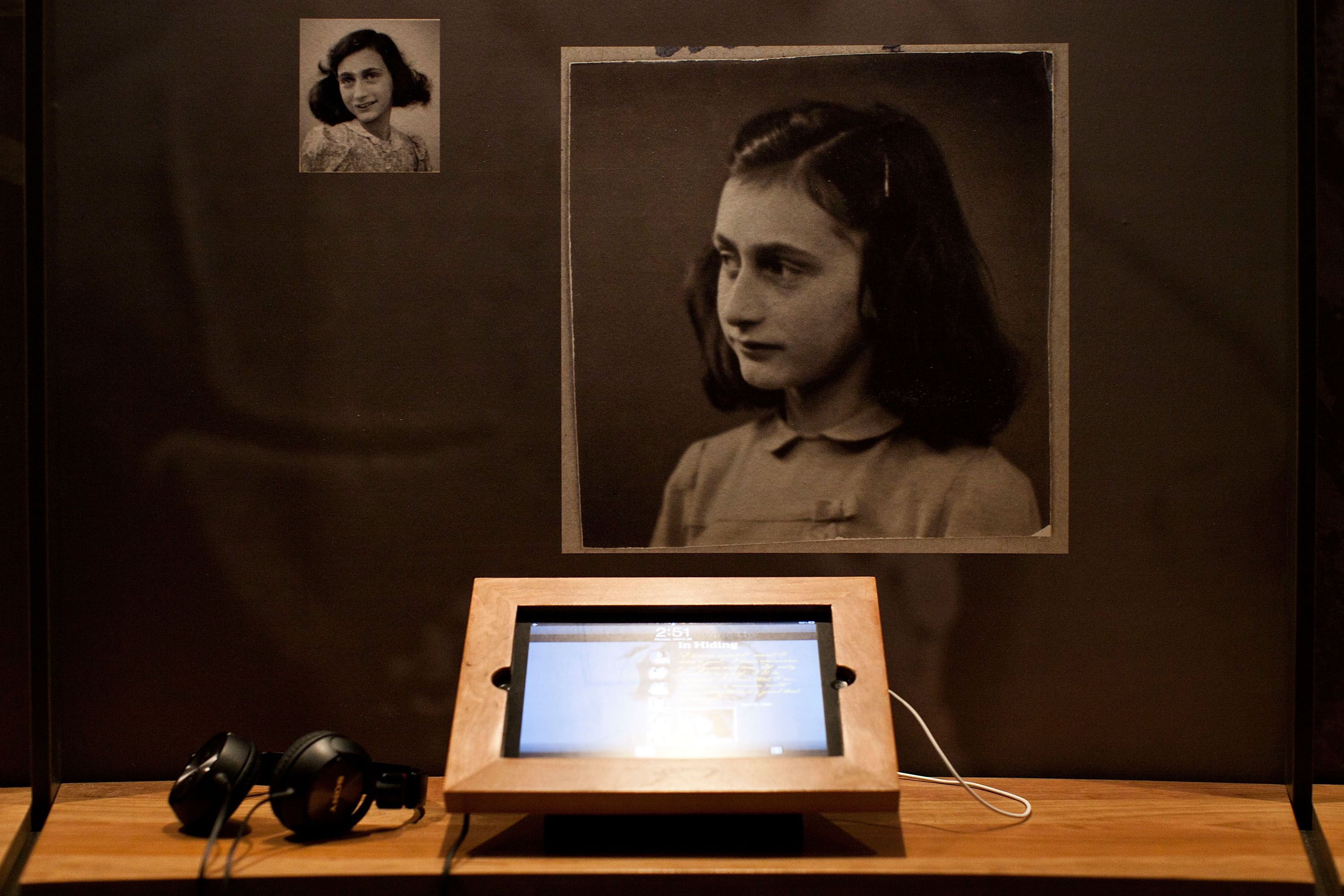 Anne Frank And Her Amazing Diary