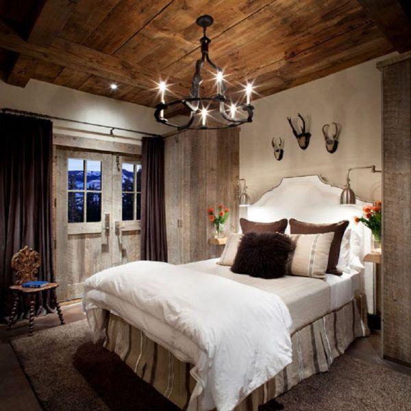 modern rustic bedroom Modern Rustic Bedroom Decorating Ideas and Photos