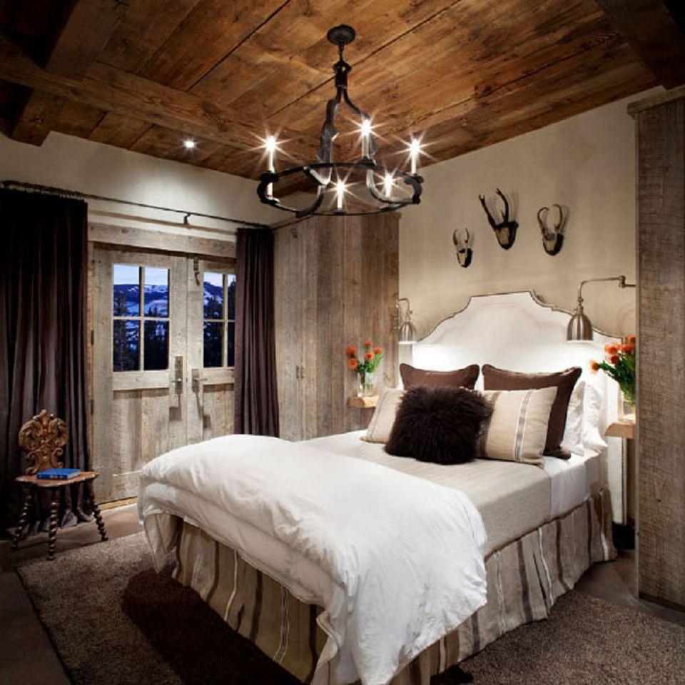 title | Rustic Bedroom Decorating Ideas