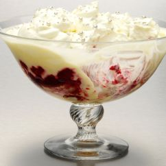 Christmas Decorating Ideas For Small Living Rooms Sheer Cafe Curtains Room The Perfect Traditional English Trifle Recipe