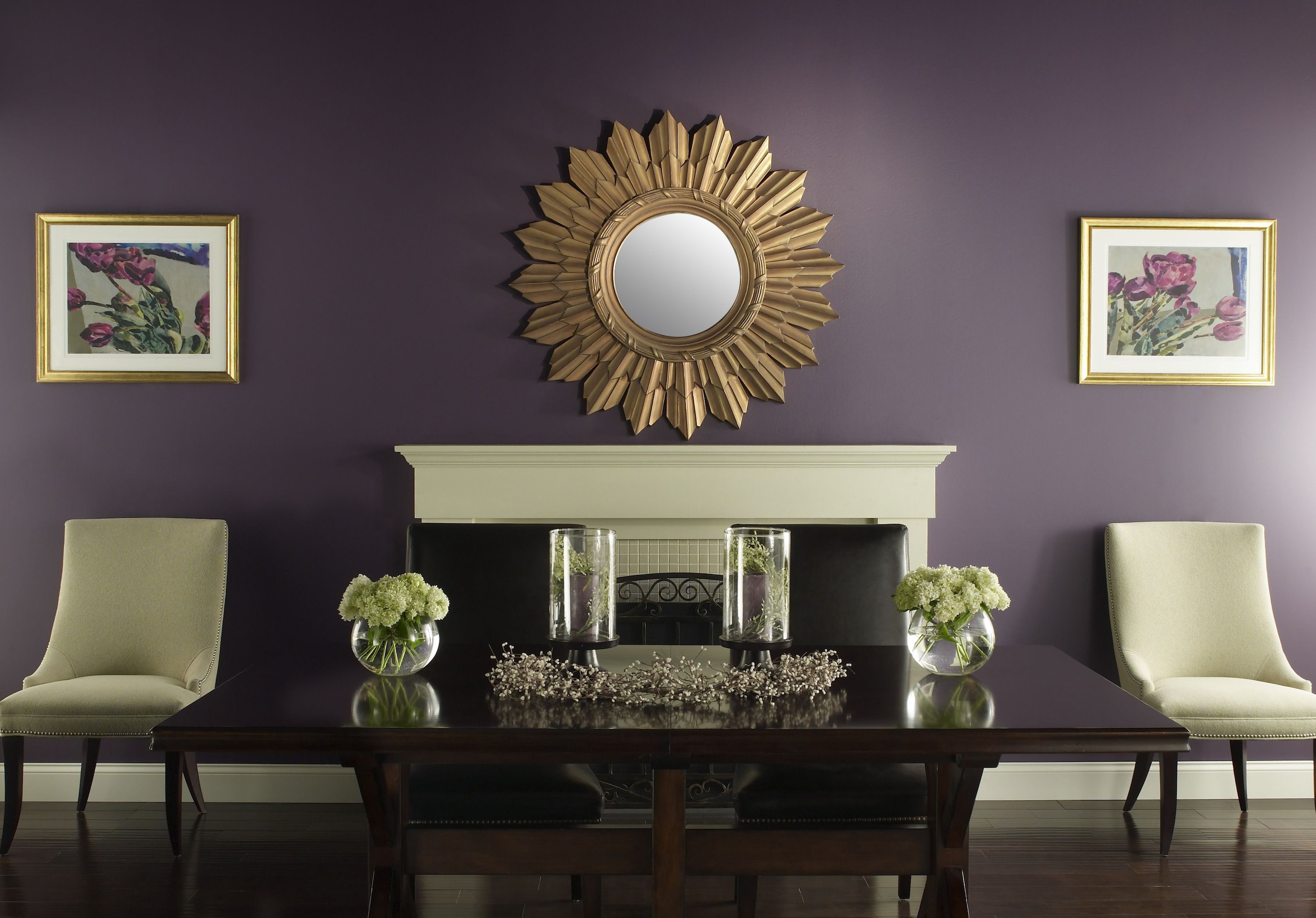 10 Chic Colors To Create A Stylish Accent Wall