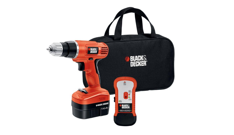 Black Volt Drill Decker 14 4