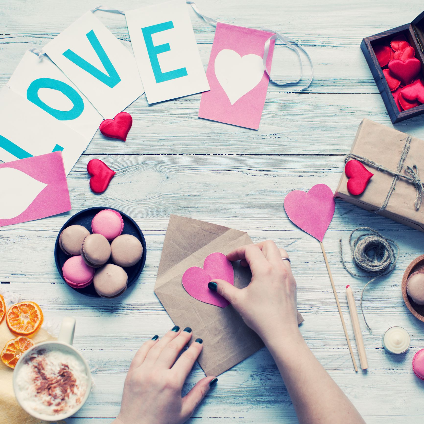 Valentine S Day Idioms Metaphors And Similes