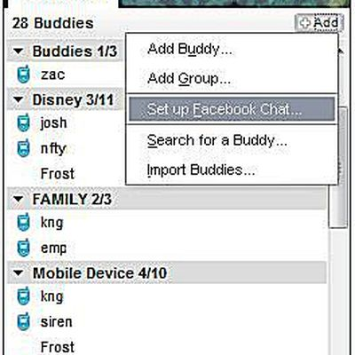 Meet New Buddies in AIM Chat Rooms  Access
