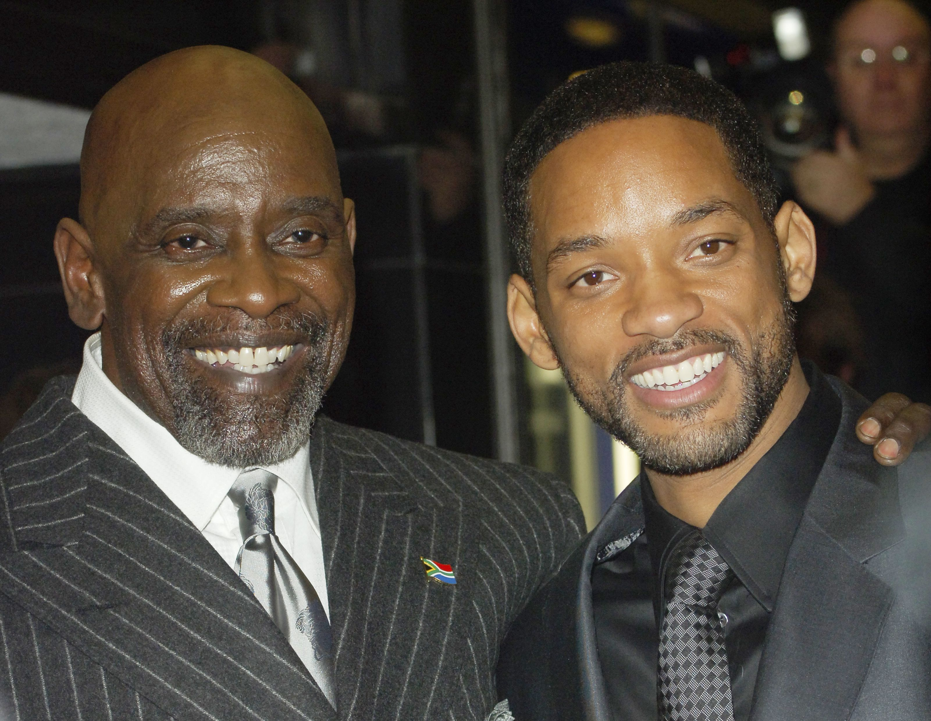 Will Smith Talks About The Pursuit Of Happyness