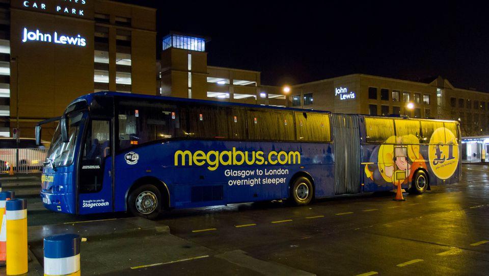 Megabus: Cheap - But Not Easy - UK Intercity Travel