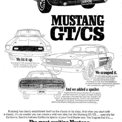 What Does GT Stand for in Mustang GT?