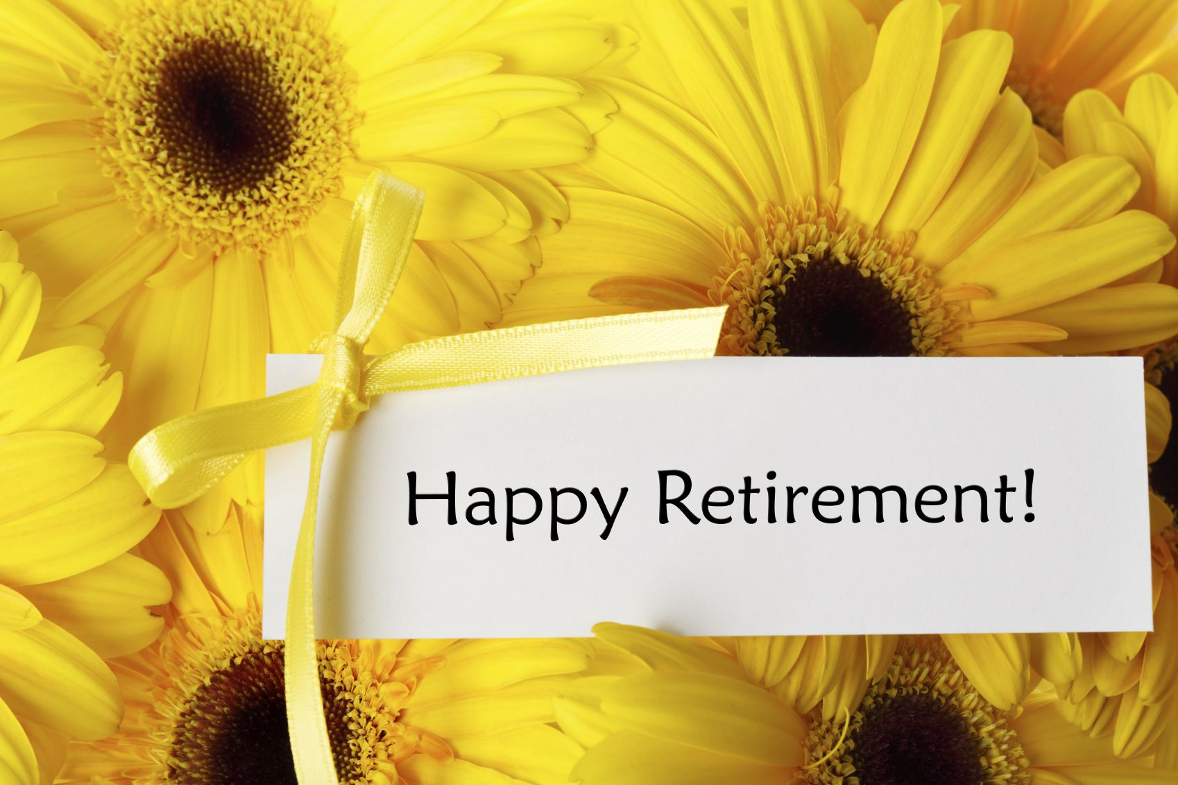 Retirement Congratulations Letter Example