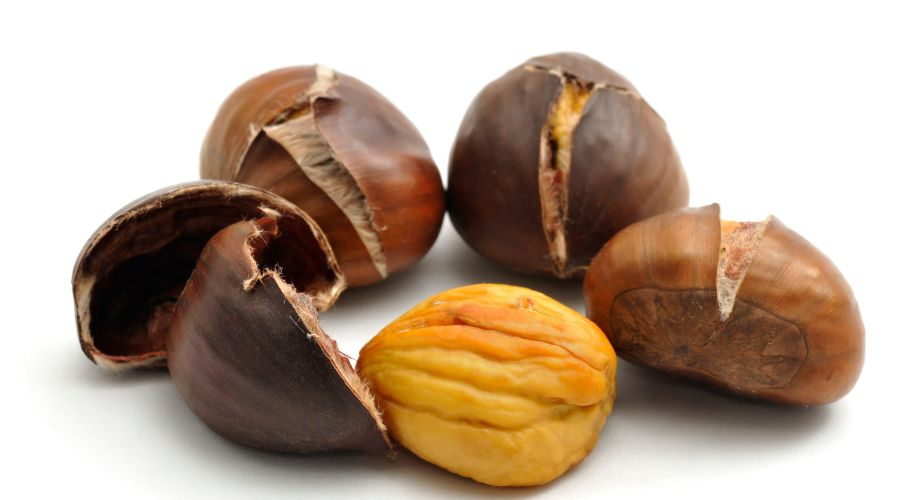 2 Easy Ways To Peel Chestnuts