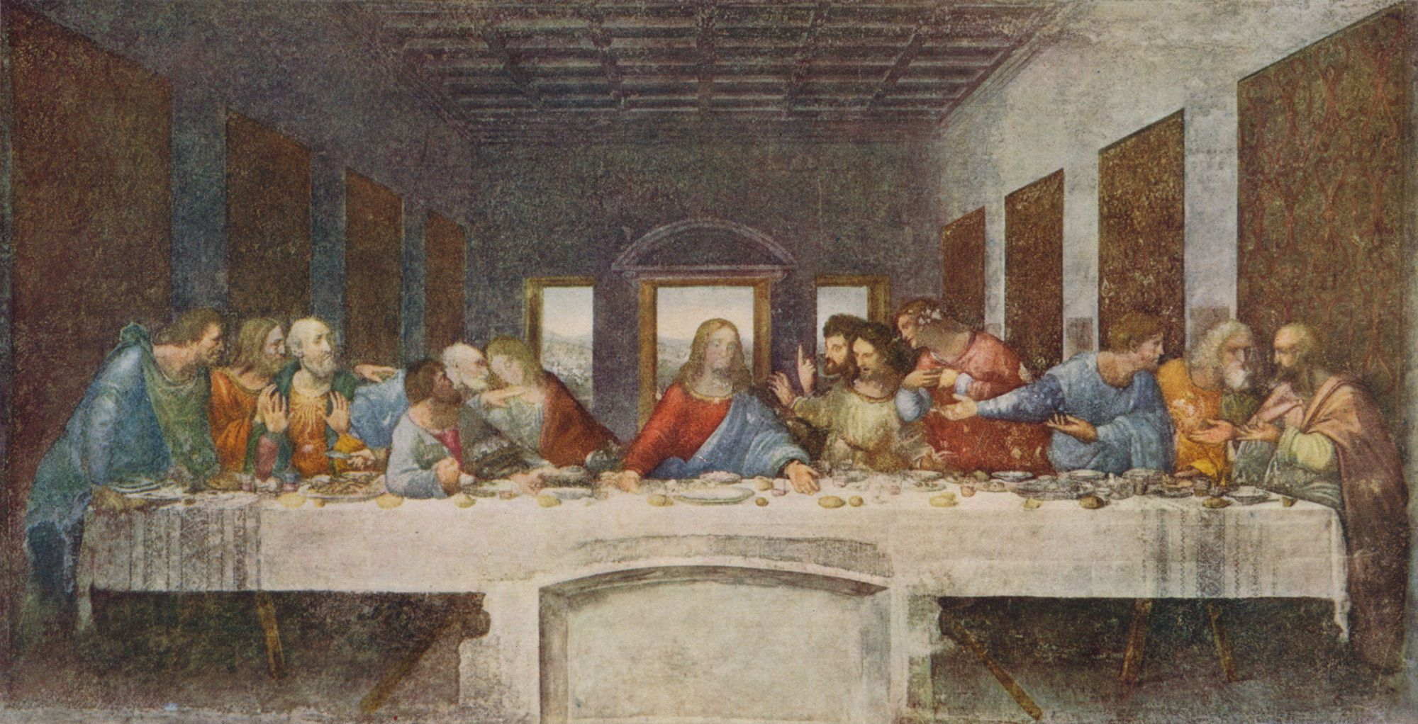 B Pimp My Classic Last Supper By Petchai Productions On