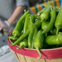 Kitchen Games Cooking Oak Table Anaheim Peppers: A Mild, Versatile California Chile