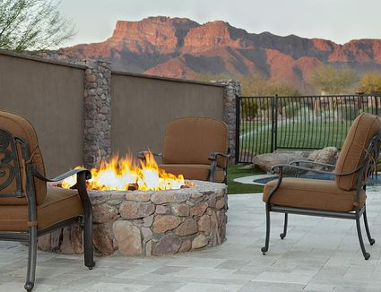 How to Heat Up Your Patio When Its Cold Outside