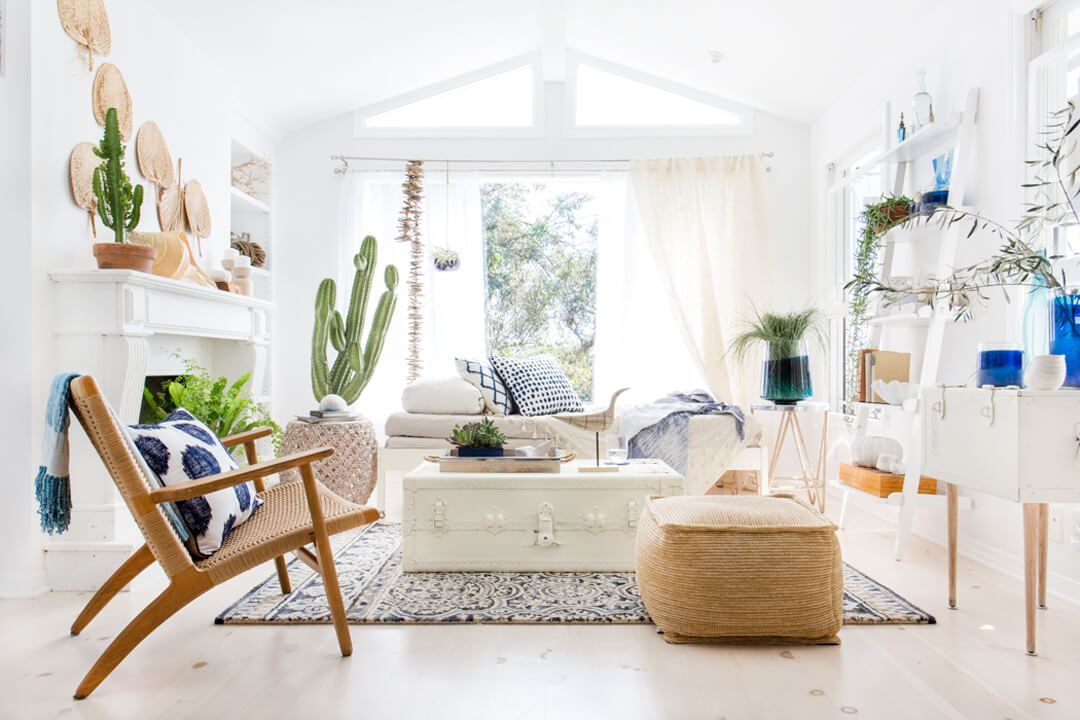 Boho Updates To Make Your Home An Autumn Oasis