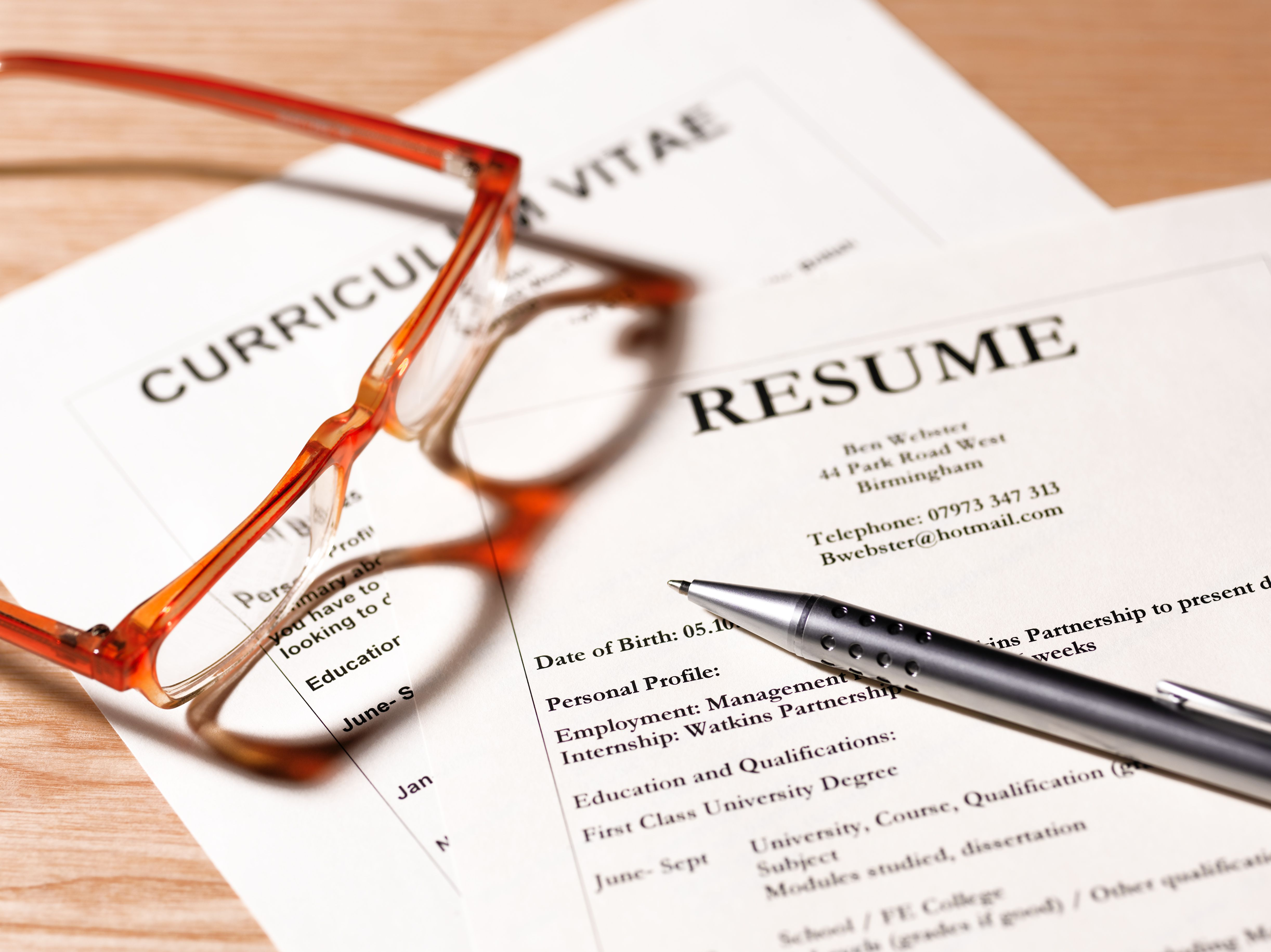 Top 12 Tips for Writing a Great Resume