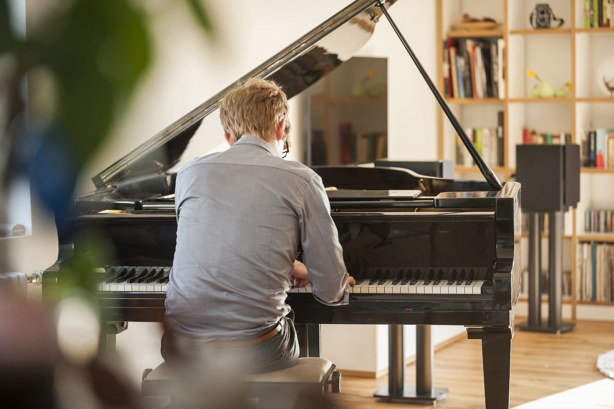 Apartment Piano Playing Minimize Neighbor Problems