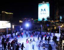 Cosmopolitan Las Vegas Ice Skating Rink