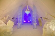Ice Hotel Quebec City Winter Carnival