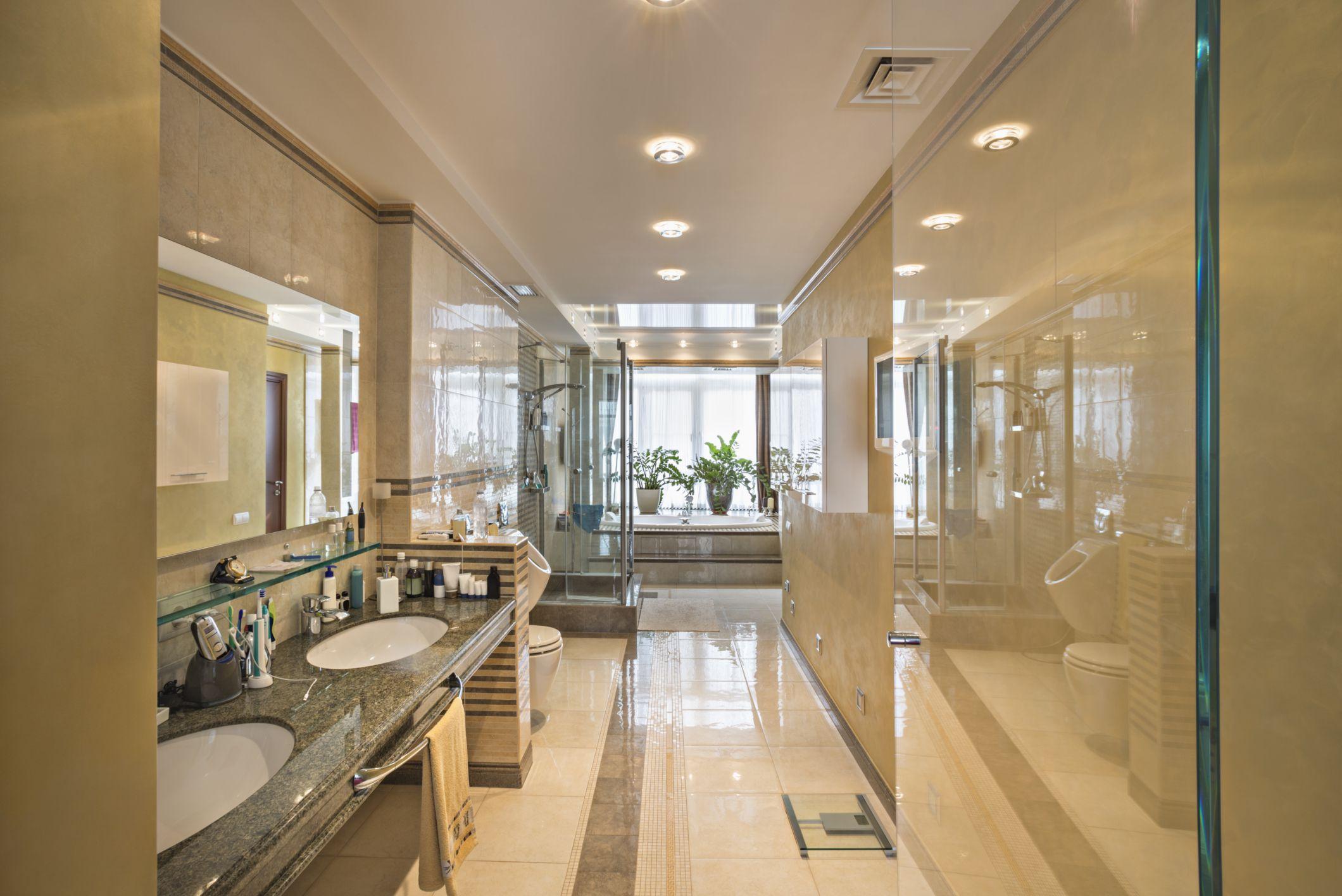 Bathroom Remodel Cost  Minimum and Medium Level Remodels