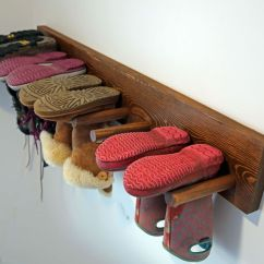 Hang A Round Chair Lowes Rocking Chairs White Boot Up Your Small Entryway With Shoe Storage