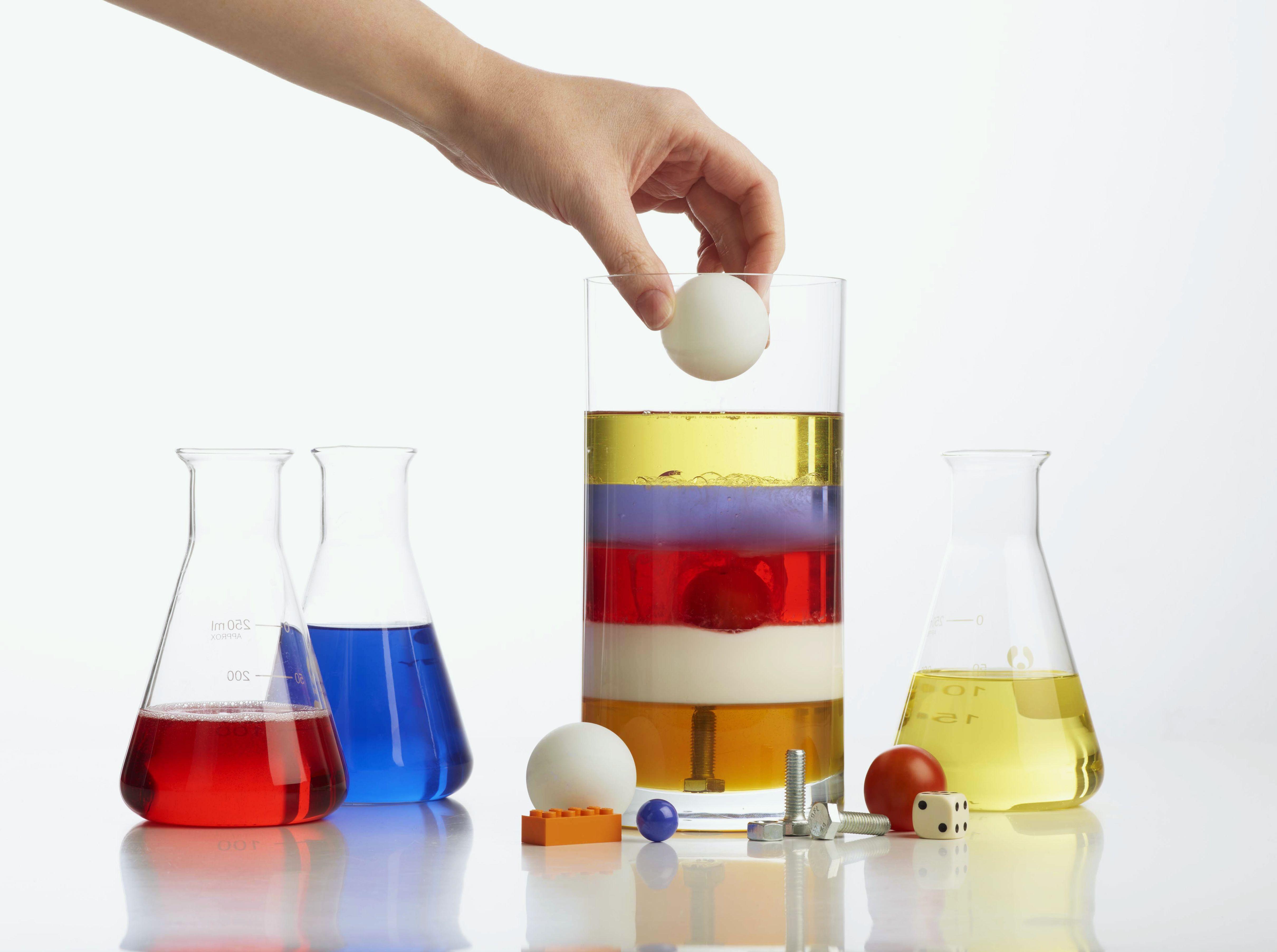 Relative Density Definition In Chemistry