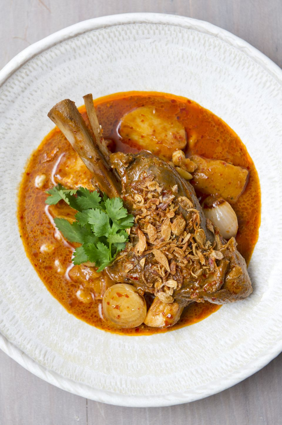 Thai Massaman Lamb Curry Recipe