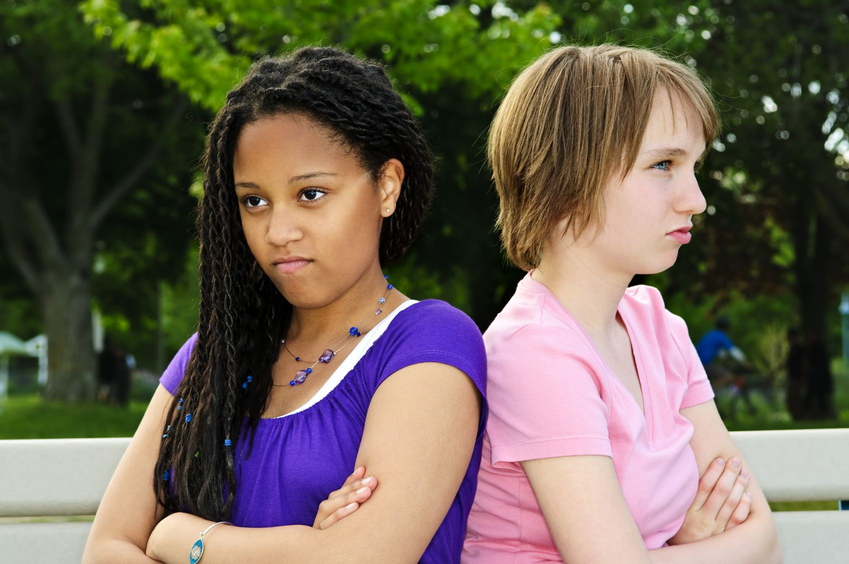 How To Tell The Difference Between Conflict And Bullying