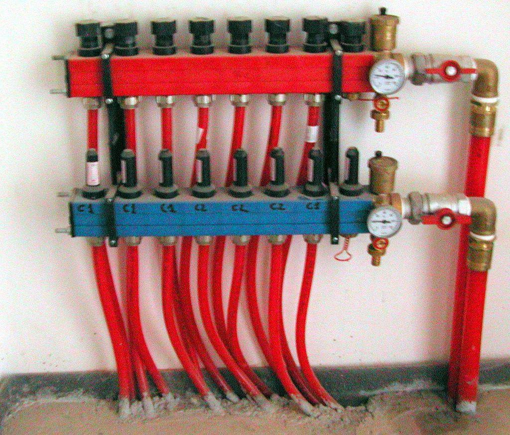 plumbing manifold diagram what is 7 2 surround sound pex pipe information