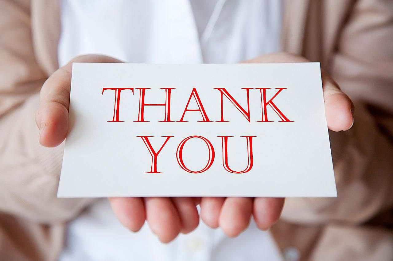 Email Reference Thank You Letter Sample
