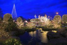 Nashville Gaylord Opryland Hotel Christmas