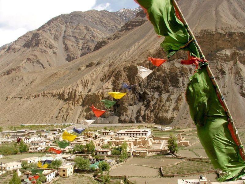 Tabo Gompa, Spiti.Himachal Pradesh