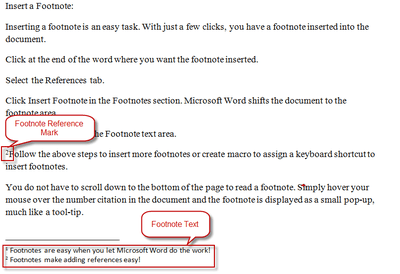 How To Use Footnotes In Research Papers